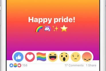 facebook botao orgulho