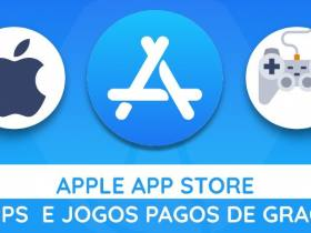 Apps e Jogos pagos de graça para iOS