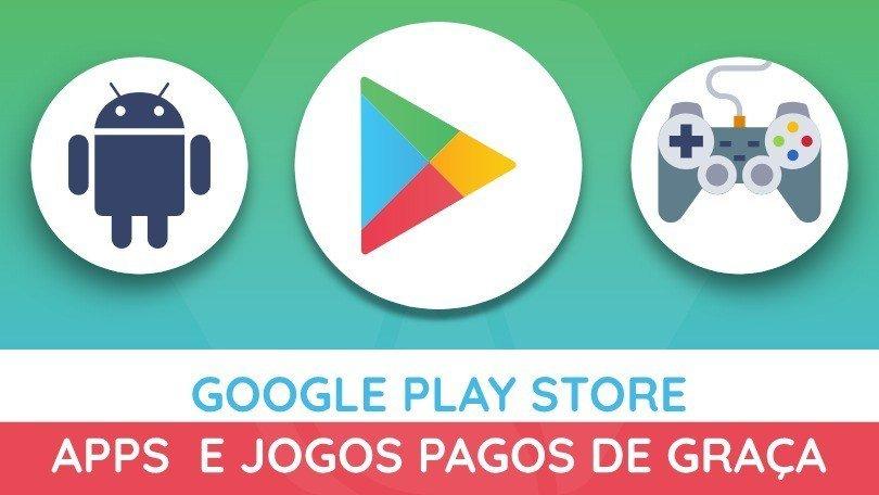 Apps e Jogos pagos de graça para Android