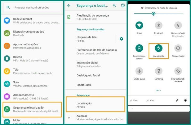Acessando Localização no Android