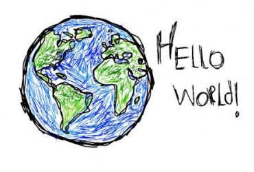 Olá mundo