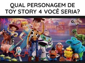 Qual personagem de Toy Story 4 você seria