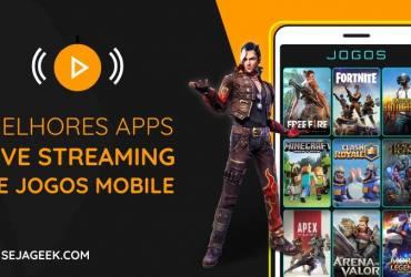 3 Melhores Apps de Live Streaming de Jogos