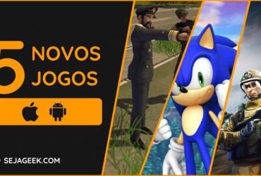 5 Novos jogos para Android e iOS