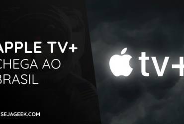 Apple TV Plus chega ao Brasil