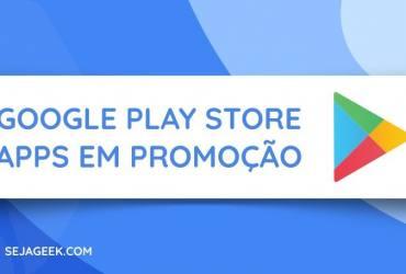 Apps em Promoção na Play Store