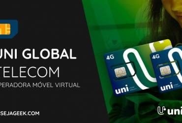 Nova Operadora UNI Global Telecom
