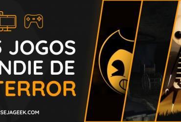 Os 5 Melhores Jogos Indie de Terror para PC