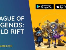 Versão Mobile League of Legends Wild Rift