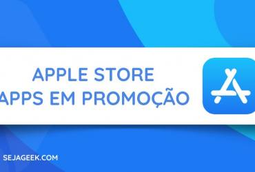 Apps em Promoção na Apple Store