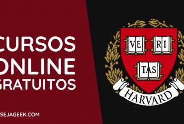 Cursos Gratuitos na Harvard University