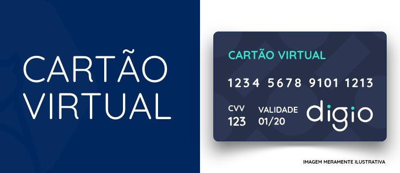 Cartão Virtual Digio