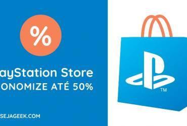 Jogos em promoção na PlayStation Store