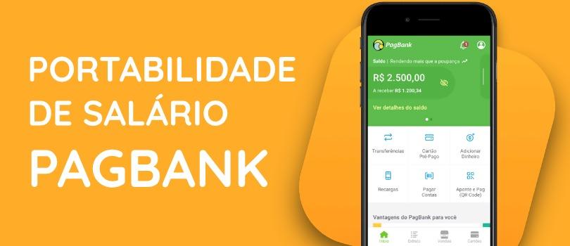 Portabilidade de Salário PagBank