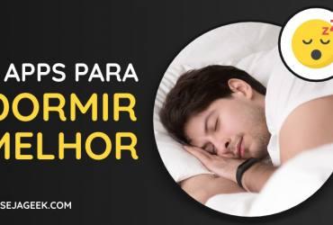 5 Apps para dormir melhor