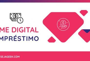 Ame Digital libera empréstimo direto no App