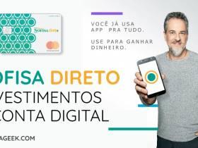 Sofisa Direto Conta Digital e Investimentos
