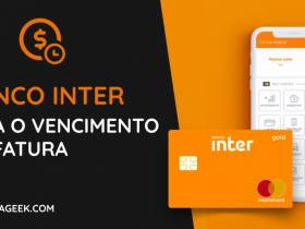 Banco Inter adia o vencimento da fatura