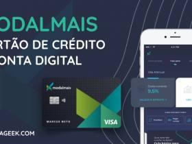 Modalmais oferece Cartão de Crédito e Conta Digital